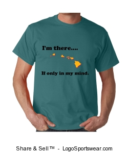 I'm There T- Shirt Design Zoom